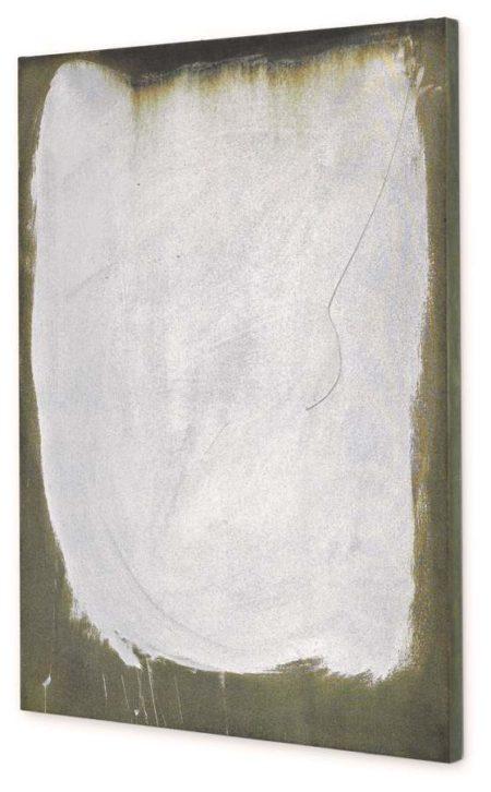 Jacob Kassay-Untitled-2010