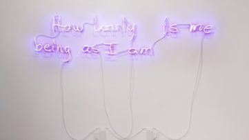 Jacolby Satterwhite - How lovly is me being as I am, 2014