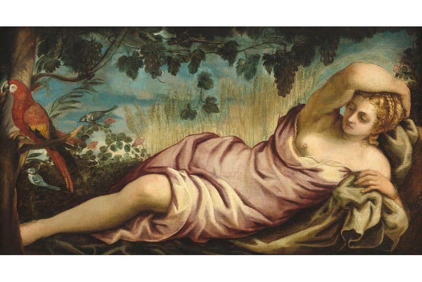 Jacopo Tintoretto - Summer