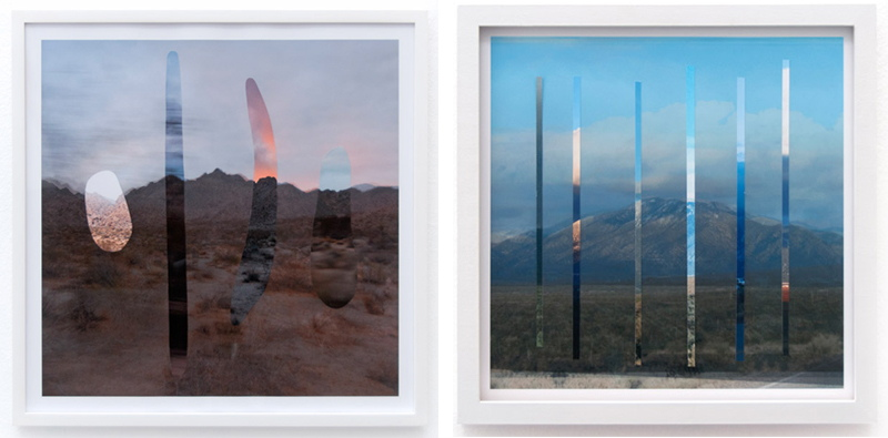 Jacqueline Norheim - Mountain Time Series 2015, Mountain Peak and Taos Mountain