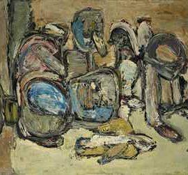 Jacques Doucet-Sans titre-1957