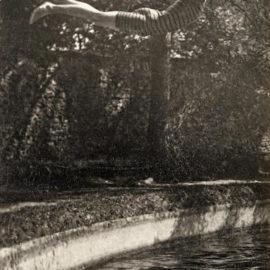 Jacques Henri Lartigue-Diver, Rouzat-1911