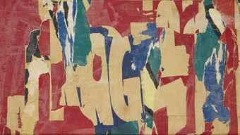Jacques Villegle-Rue Maurice de Vlaminck-1959