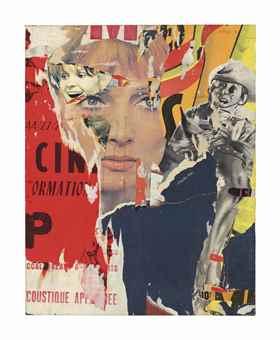Jacques Villegle-Rue Perceval-1970