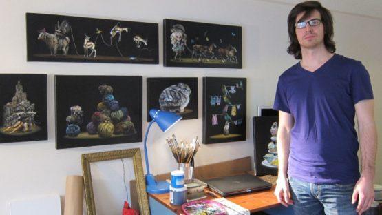 Jacub Gagnon - Portrait