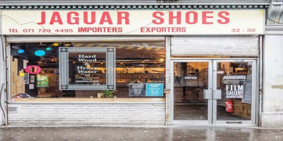 Jaguar Shoes - The Old Shoreditch Station