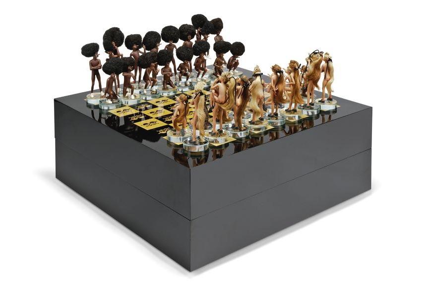 Jake and Dinos Chapman - Chess set, 2003