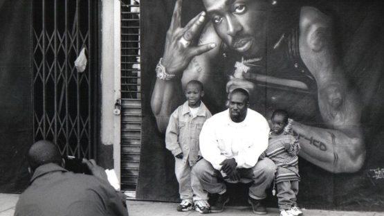 Jamel Shabazz - Tupac, 1998