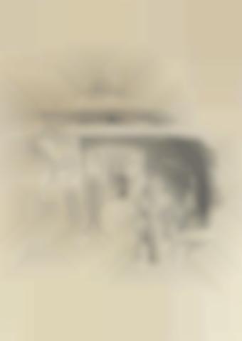 James Abbott McNeill Whistler-The Tyresmith-1890