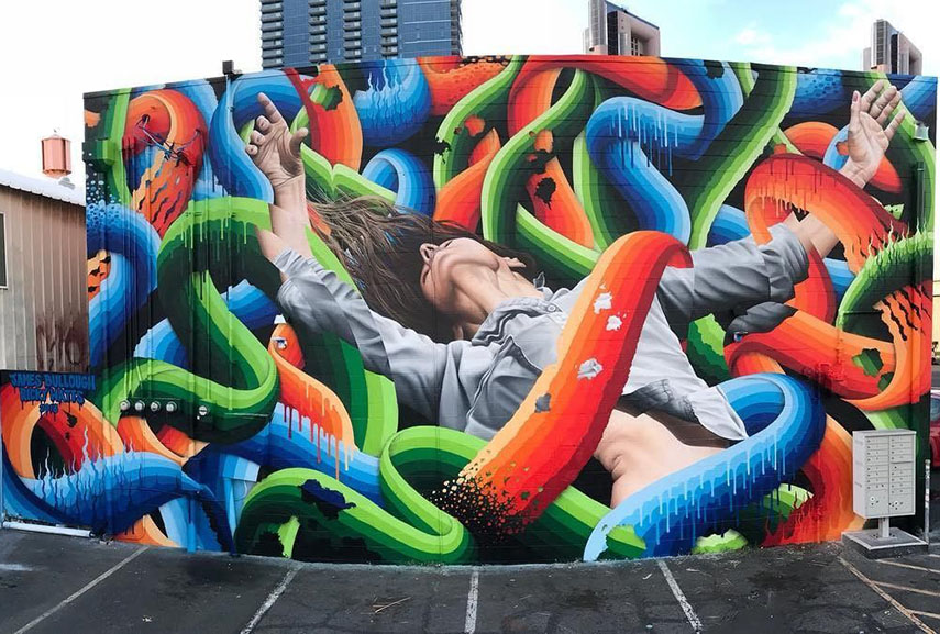 James Bullough and Ricky Watts