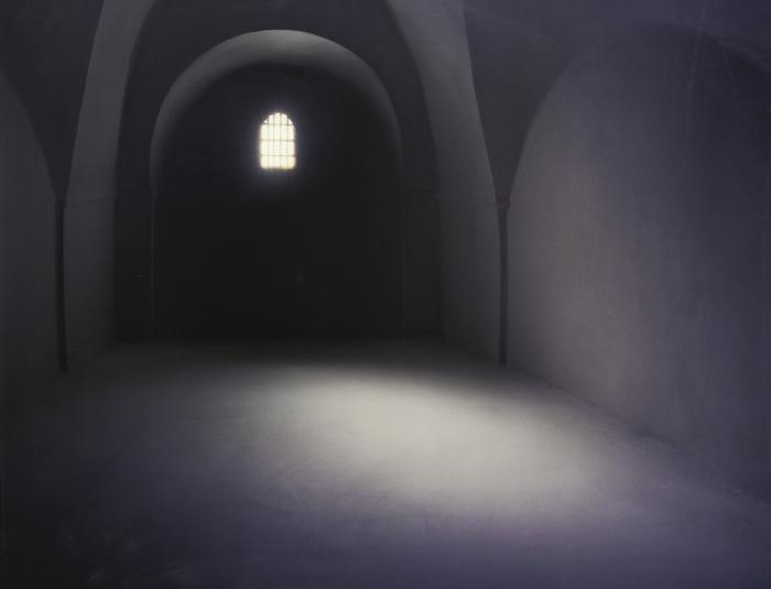 James Casebere-Empty Room-1994
