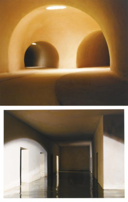 James Casebere-Surfaces-1999