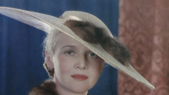 James N. Doolittle - Ann Harding (Detail), 1932