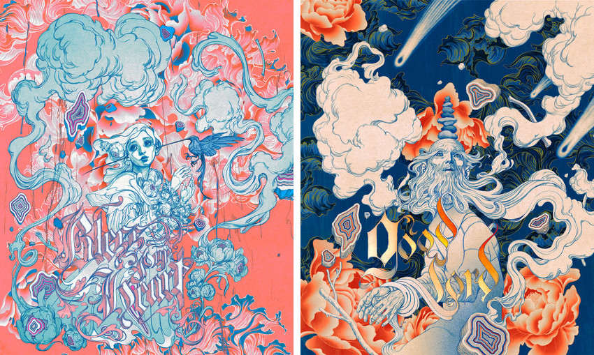 James Jean prints edition can be bought in his online store if you contact the artist