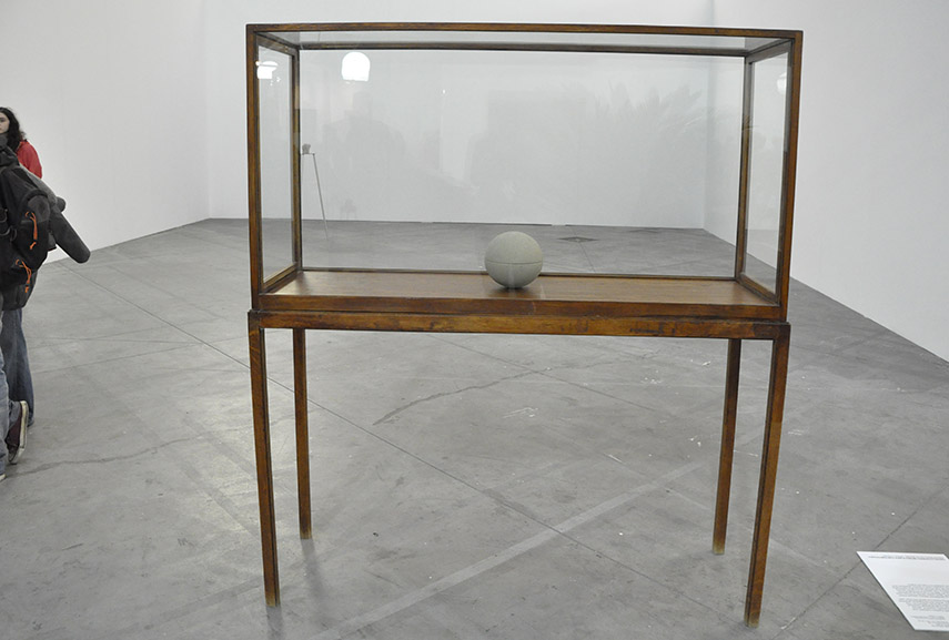 James Lee Byars - The Spherical Book, 1981-83