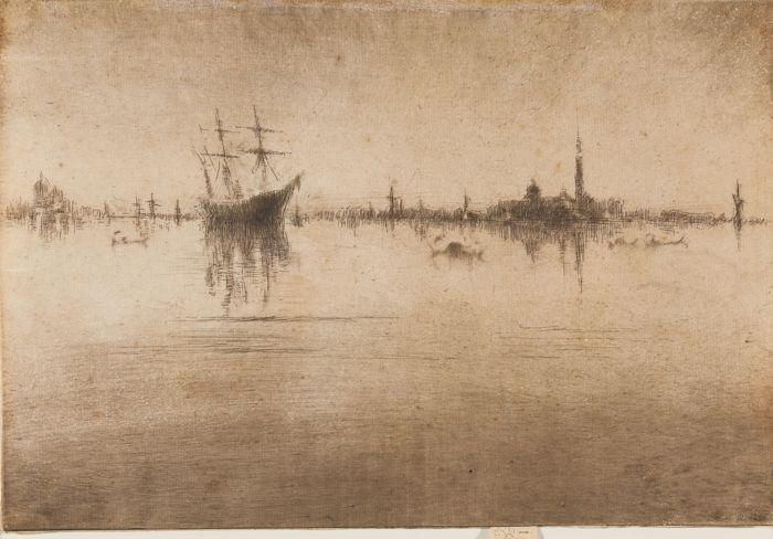 James Abbott McNeill Whistler-Nocturne-1880