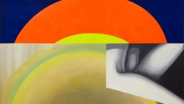 James Rosenquist - Brighter Than the Sun