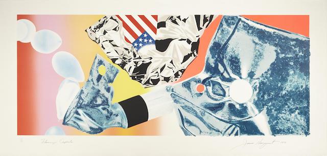James Rosenquist-Flamingo Capsule-1973