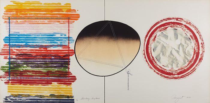 James Rosenquist-Strawberry Sunglasses-1974
