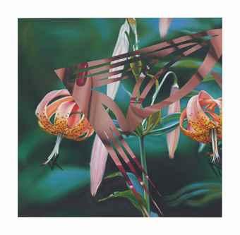 James Rosenquist-Untitled-1989