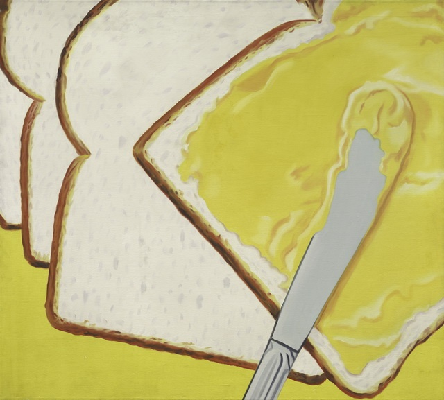 James Rosenquist - White Bread