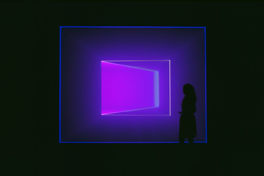 James Turrell, Wedgework, 2016