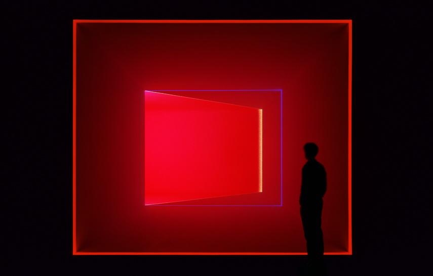 James Turrell - Wedgework V