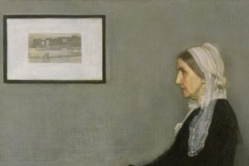How Whistler's Mother Became an American Icon