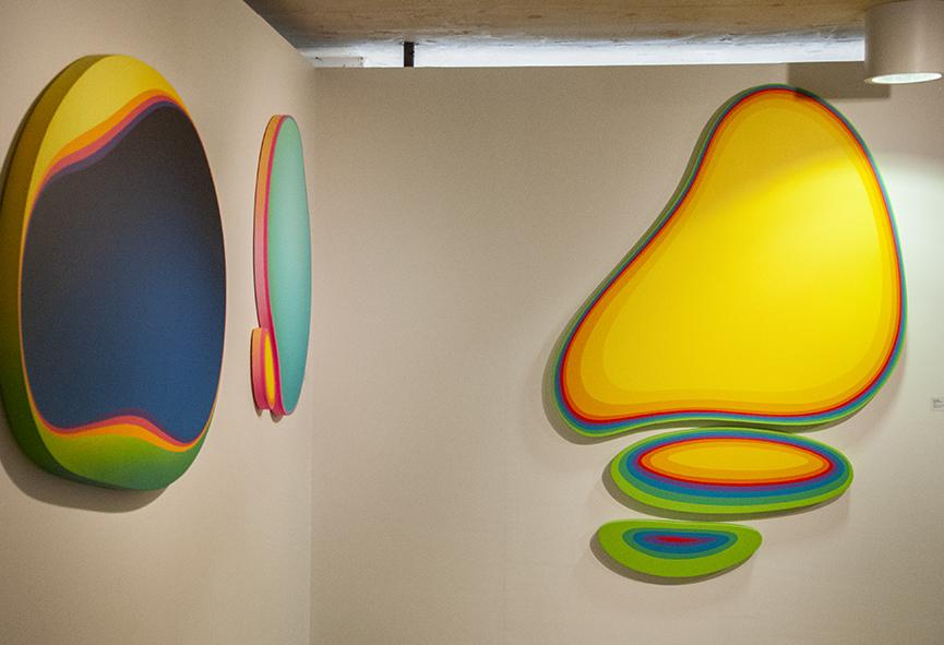 Jan Kaláb MAGMA Gallery, Urvanity Art 2020 Madrid