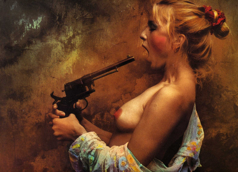 Jan Saudek - Goodbye Jan (1991), image via pinterest