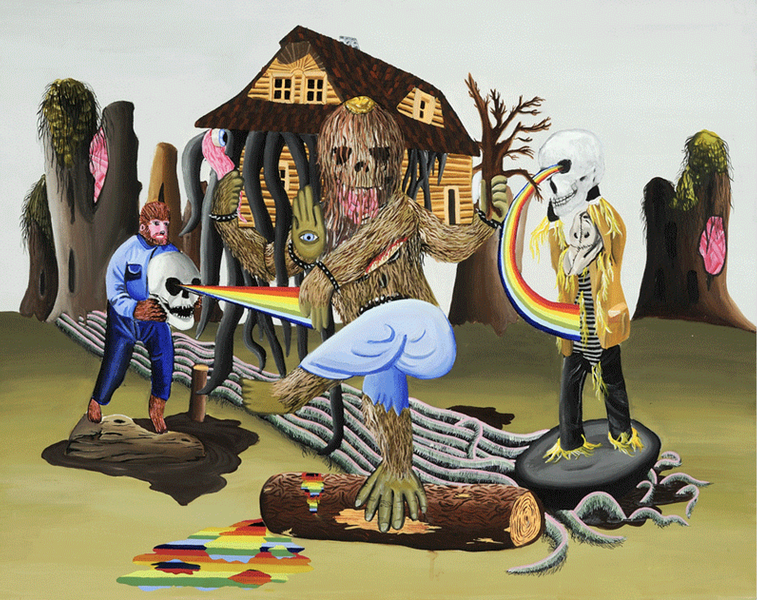 Jan Vytiska - Hare O´Death, 2010