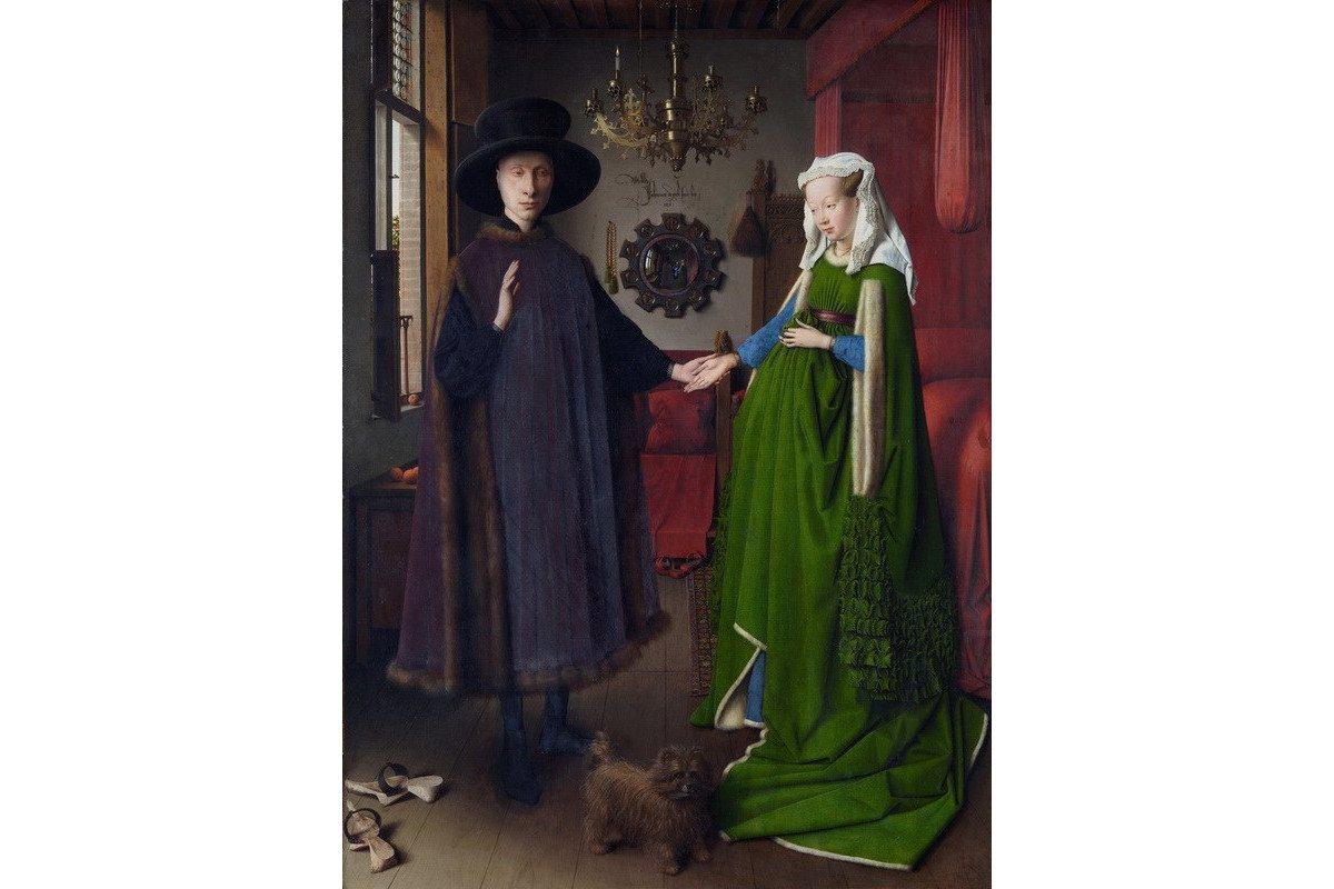 The Arnolfini Portrait – Jan van Eyck's Greatest Riddle