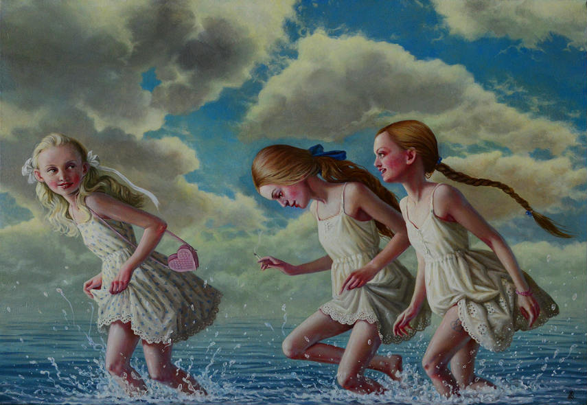 Jana Brike - Runaway Daughters, 2015