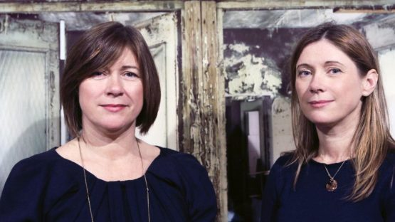 Jane and Louise Wilson - Portrait