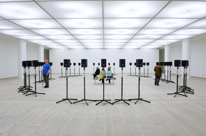arts sound art sound installation list field