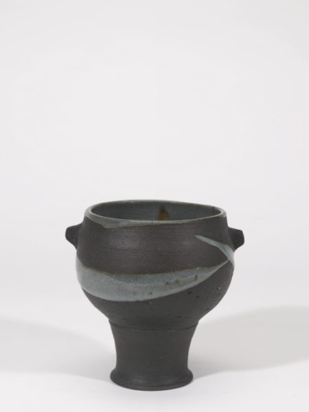 Janet Leach-A Footed Bowl-