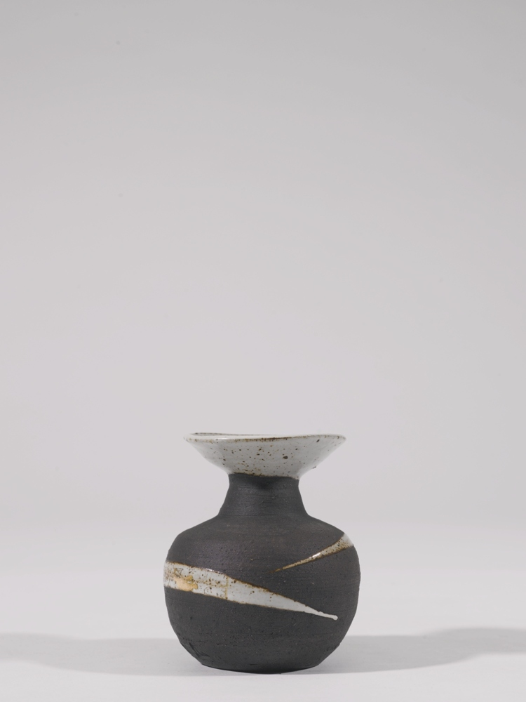 Janet Leach-Vase With Incised Decoration-