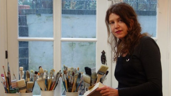 Janise Yntema portrait