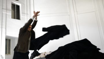 Jannis Kounellis - Centro Arti Visive Pescheria