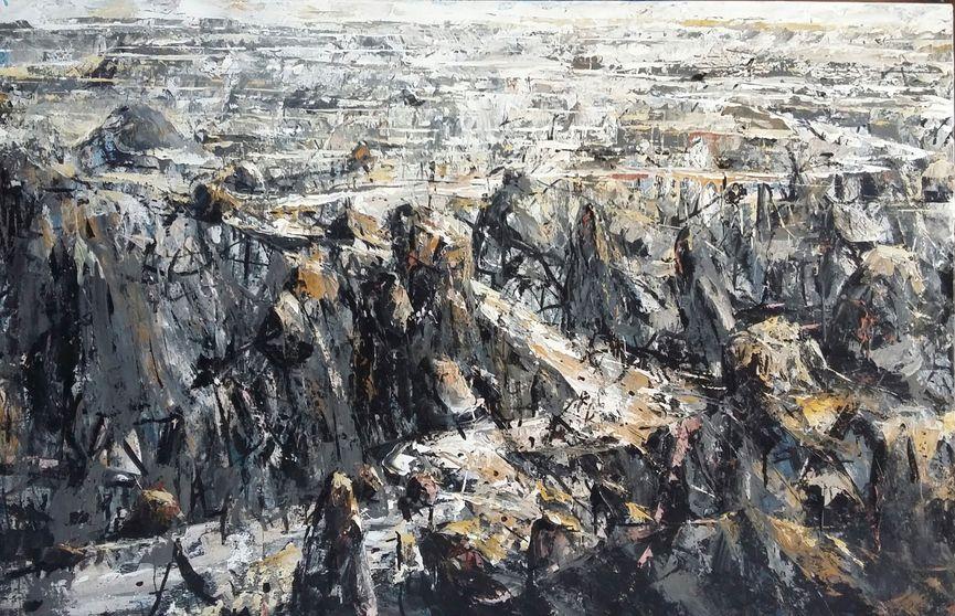 Januri - Landscape, 2017