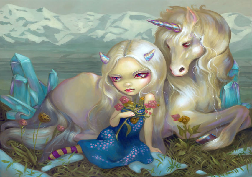 Jasmine Becket-Griffith - Untitled strangeling add prince alice print shop fairy new artwork world free collection prints fairy strageling add facebook books strangeling prints