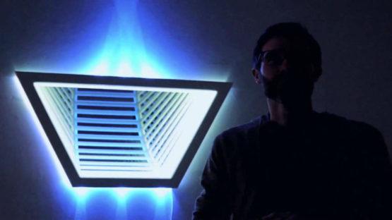 Jason Sims - Beyond, 2013, photo via youtube.com