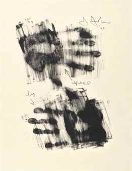 Jasper Johns-Hand-1963