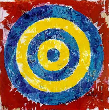 Jasper Johns-Target-1958