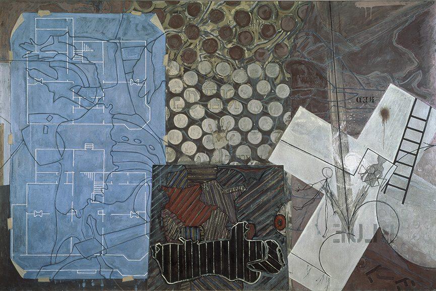 Untitled, 1992–4