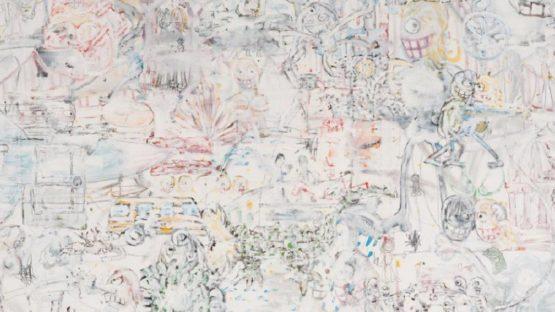 Jay Stuckey - No. 56, The Wanderer, 2013 (detail)