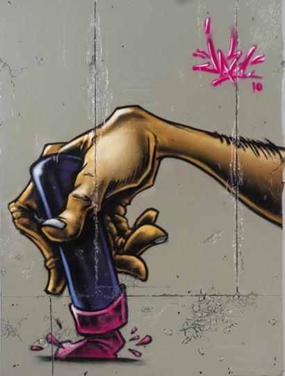Jazi-Action Hand-2010