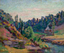 Jean-Baptiste Armand Guillaumin-Le Moulin De Jonon, Creuse-1906