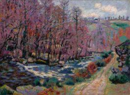 Jean-Baptiste Armand Guillaumin-La Creuse-1900