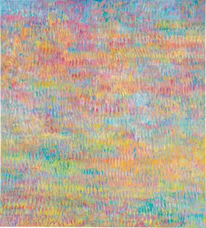 Jean-Baptiste Bernadet-Untitled (Fugue XVIII)-2014